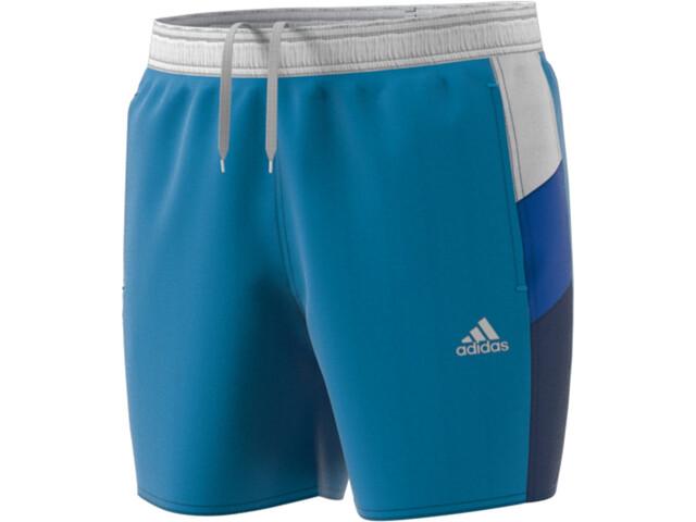 adidas CB CLX SH SL Shorts Herrer, shock cyan